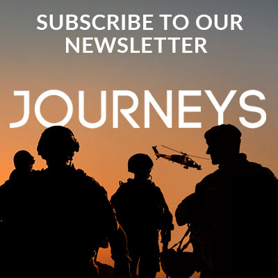 Subscribe to Our Newsletter Journeys
