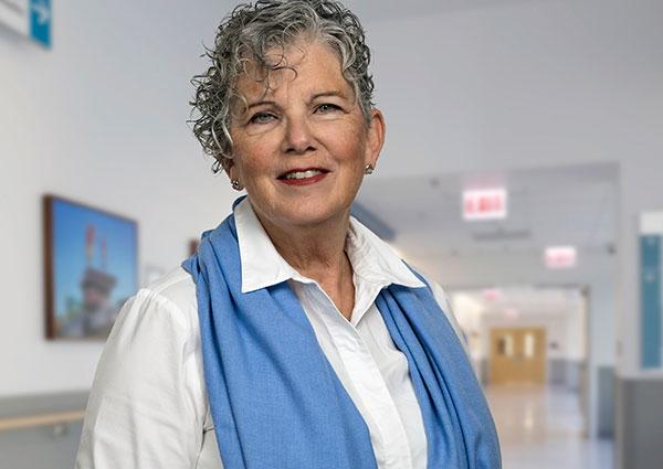 Margaret McGann, MA, LCPC, E-RYT 500+, MSN, RN
