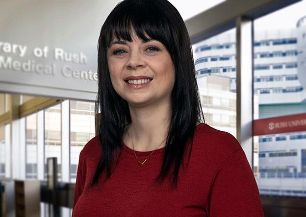 Stephanie Clark, MA, LCPC, ATR-BC
